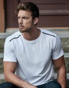 Heren Sportshirt Luxury Tee Jays 7010