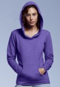 Dames Hooded Sweaters laten borduren of bedrukken