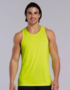 Heren Sportshirt Gildan Performance Adult Singlet 46200