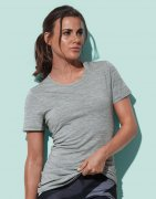 Dames Sportshirt Stedman Active Intense Tech ST8120