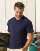 Heren T-shirt V Hals Fruit of the Loom Original 61-426-0