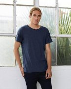 Heren T-shirt Raw New Bella 3014