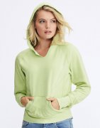 Dames Hooded Sweater Comfort Colors 1595