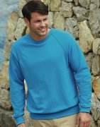 Heren Sweater Fruit of the Loom Lightweight