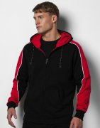 Hooded Sweater Met Rits Formula Racing® Clubman KK959