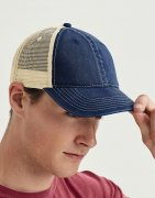 Trucker Cap Comfort Colors Tea Dyed Unstructued 105