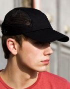 Sport Cap Side Mesh RC047X