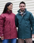 Heren Jas Result Winter Parka R207X