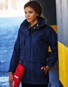 Dames Jas Regatta Benson II 3-in-1 Jacket TRA123