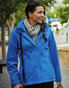 Dames Jas Regatta Kingsley 3 in 1 Jacket TRA144