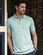 Heren Poloshirt Tee Jays Luxury Stretch 1405