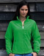 Dames Fleece Vest Result Fashion Fit Outdoor R220F