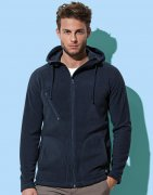 Hooded Fleece Vesten Stedman Active ST5080