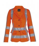 HAVEP Dames Werkjas High Visibility 30137