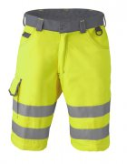 Havep korte werkbroek High Visibility 8703