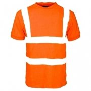 Projob T-shirts High Visibility 6004