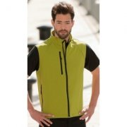 Softshell heren Bodywarmer RU141M