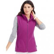 Dames Fleece Bodywarmers borduren