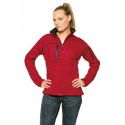 Softshell Dames Jas Russell 520F