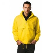 Heren Jas B&C Windbreaker Air