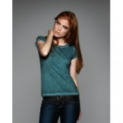 Dames T-shirt B&C DNM Plug In