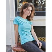 Dames T-shirt Ladies Luxery Tee 5001